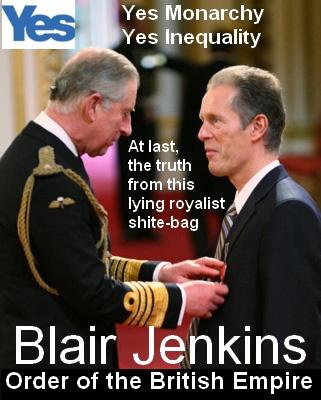 Blair Jenkins, OBE